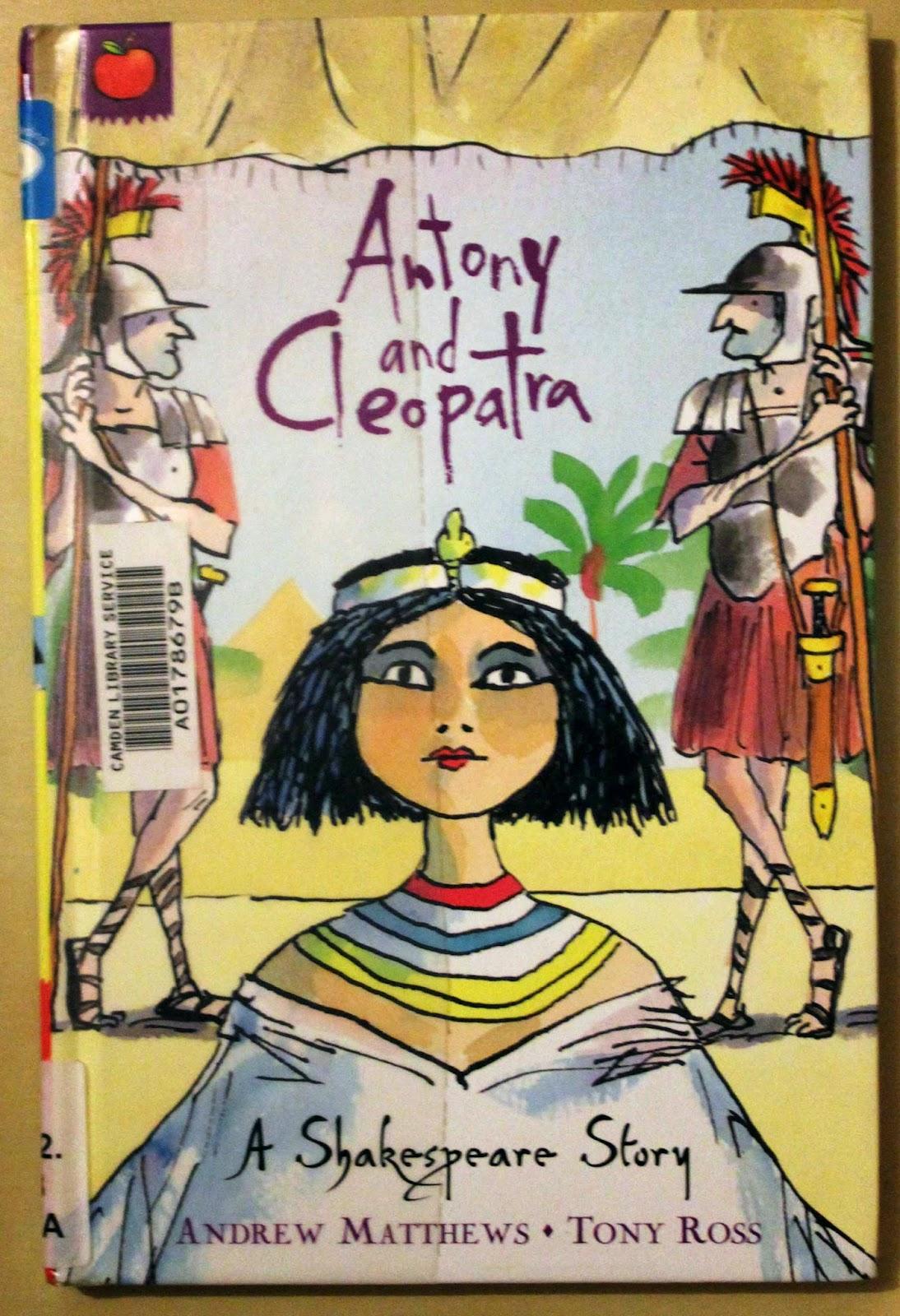 Creating And Educating Antony Amp Cleopatra