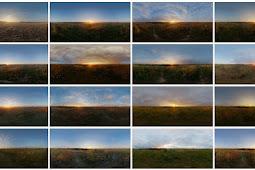 Download Kumpulan HDRI Langit Pagi (Sunrise)