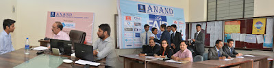 An exclusive Campus placement Drive by SynapseIndia was conducted in Anand International College of Engineering