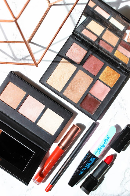 Beauty and Makeup Haul, Barry M, Makeup Revolution, L'Oreal Makeup Forever