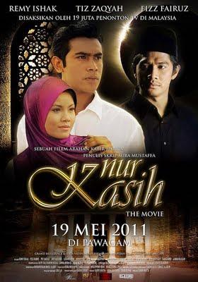 Bengang betul tengok Nur Kasih The Movie