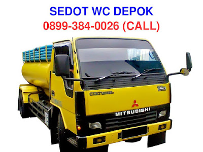 0899-384-0026 (Call), Sedot WC Beji Depok