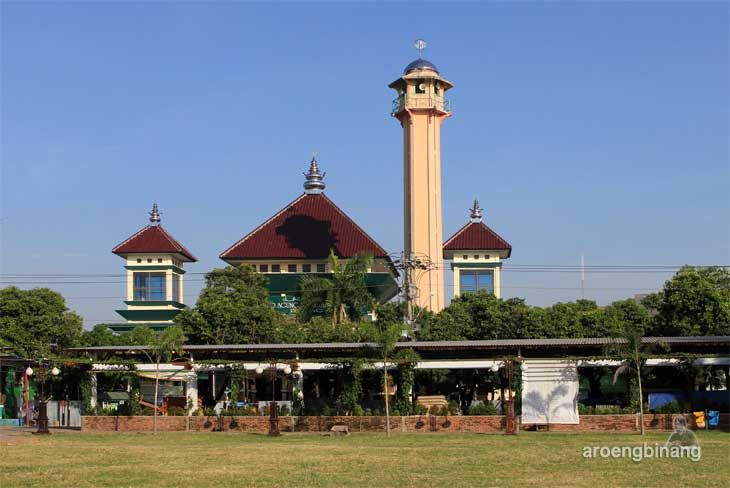 masjid agung darul muttaqin batang