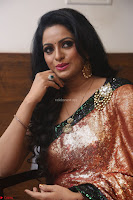 Udaya Bhanu lookssizzling in a Saree Choli at Gautam Nanda music launchi ~ Exclusive Celebrities Galleries 029.JPG