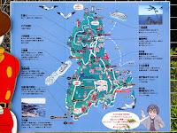 田代島の詳細地図