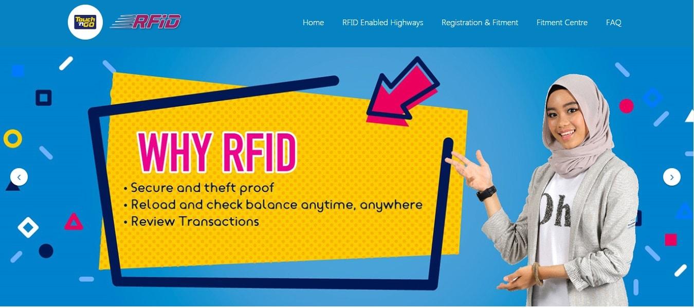 Apa Itu RFID Tag? Bagaimana Cara Mendaftar Pelekat RFID Kenderaan?