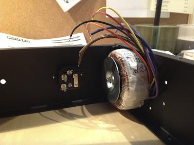 Threecircles Recording Studio - Power Transformer 1176