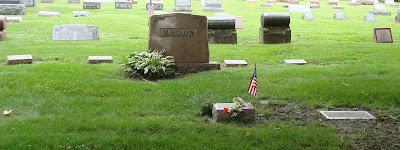 Ane Sophie Nielsen Jensen Mat Borlund Matson Mound Cemetery Racine Wisconsin