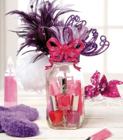 Gift Giving Spa Jar. Foto: Joann