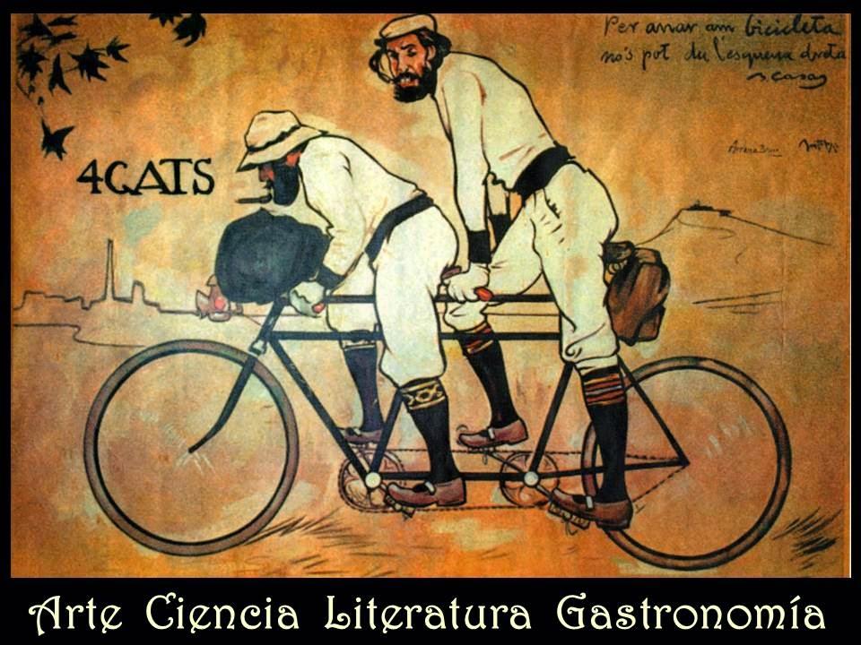 http://misqueridoscuadernos.blogspot.com.es/2014/06/arte-ciencia-literatura-els-4-gats.html