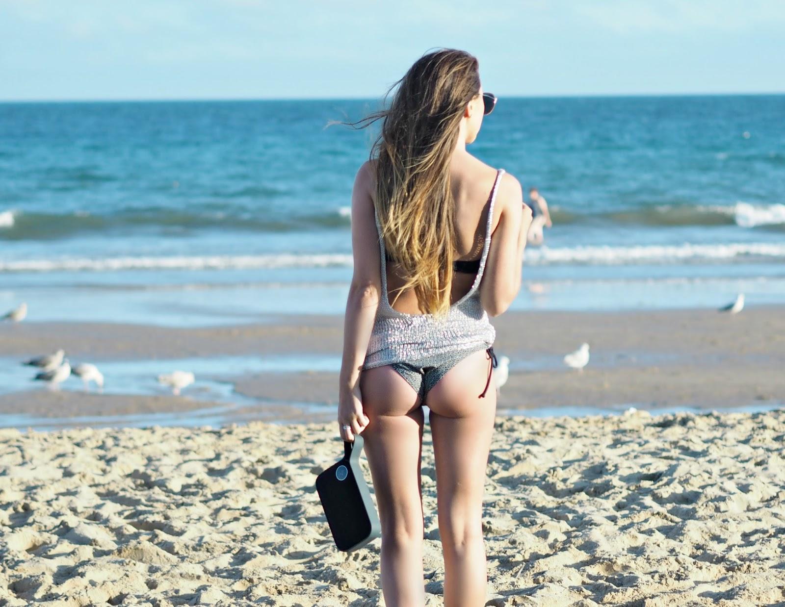 copper garden fitness blogger in bikini