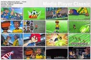 Download Inazuma Eleven 115 Subtitle Indonesia