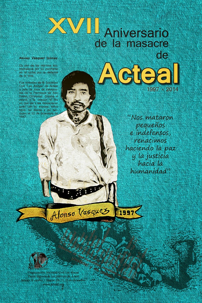 Acteal crimen de estado