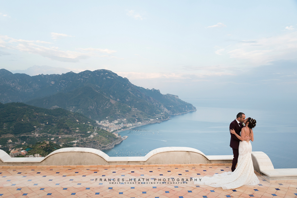 Wedding at Villa Eva in Ravello