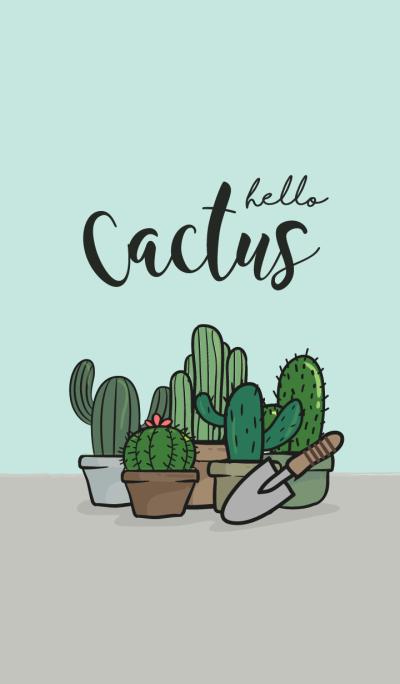 Lover Cactus.