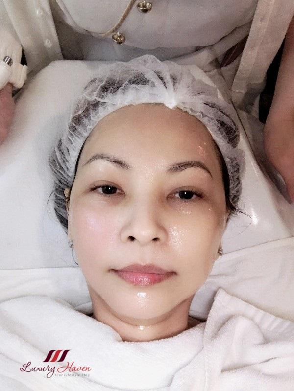 singapore beauty influencer venus viva diamond polar review