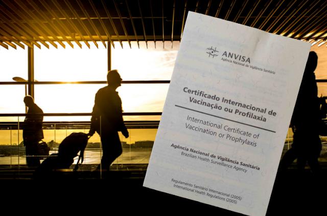 Preciso do certificado de vacinação internacional para entrar em Nova York?
