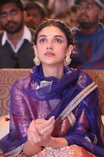 Aditi Rao Hydari Stills in Lehenga Choli at Cheliyaa Telugu Movie Audio Launch Event  0069.JPG