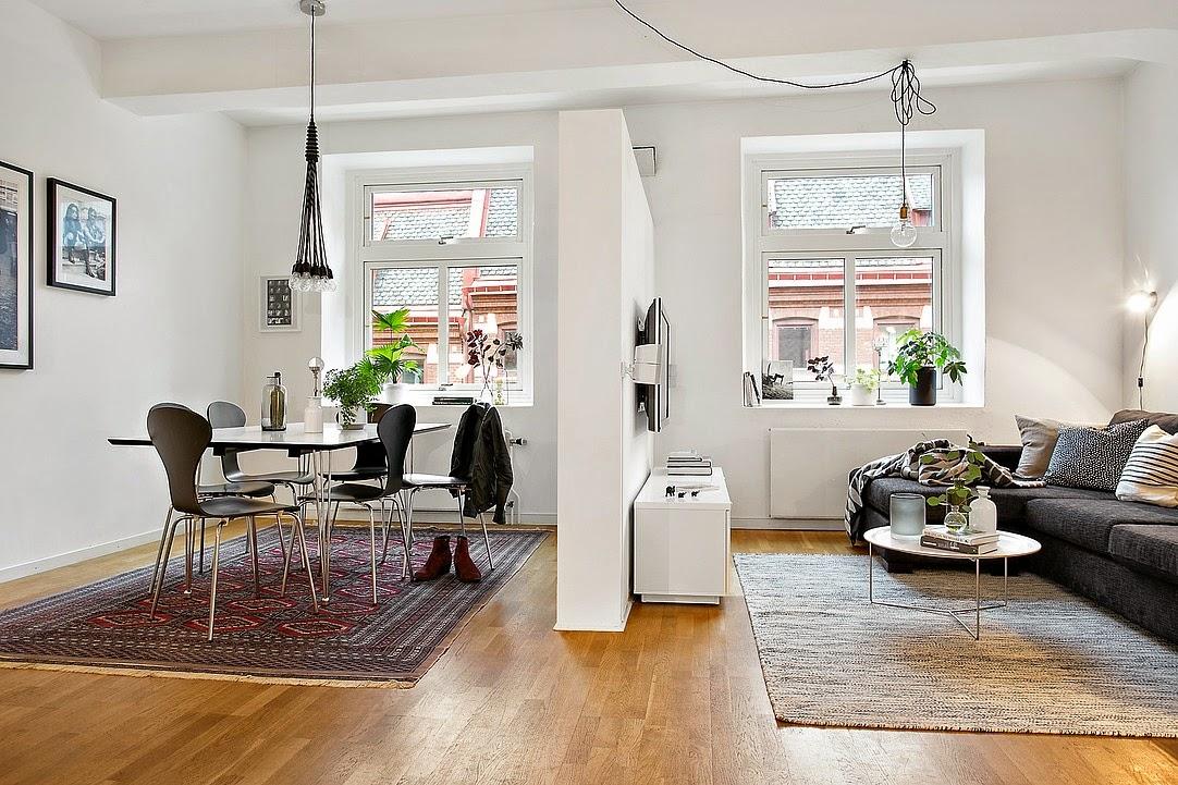 d couvrir l 39 endroit du d cor pi ce ouverte. Black Bedroom Furniture Sets. Home Design Ideas