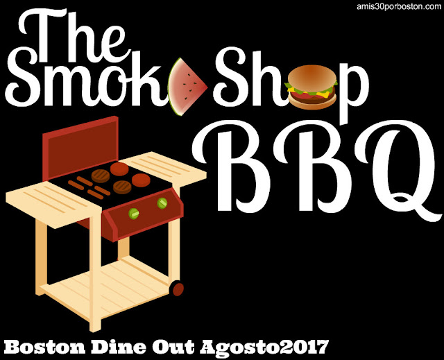 Dine Out Boston Agosto 2017: The Smoke Shop BBQ