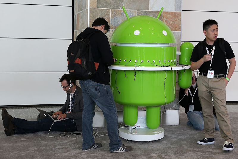 17,000 Google Play Store apps TRACKING Android users without their consent