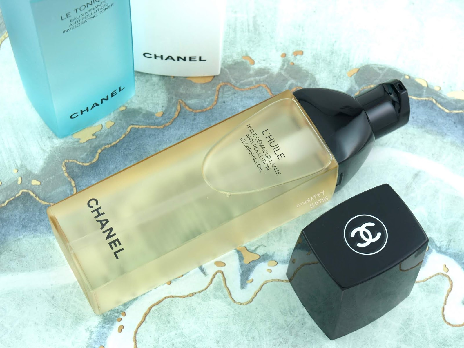 Chanel | L'Huile Anti-Pollution Cleansing Oil: Review