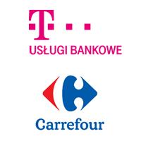 100 zł na zakupy w Carrefour z Kartą Kredytową T-Mobile Usługi Bankowe