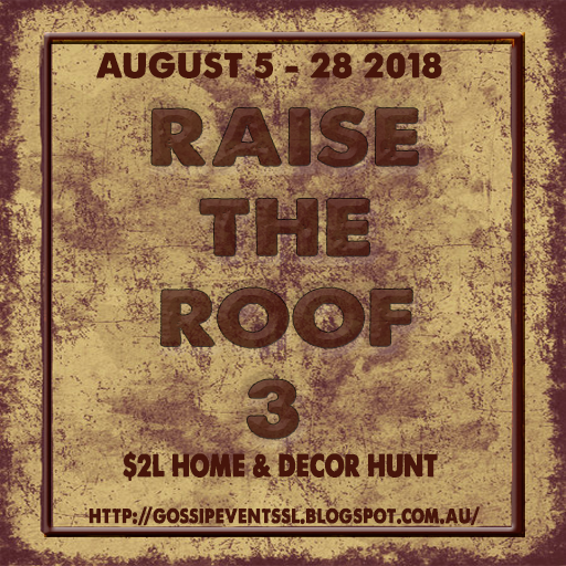 Raise the Roof 3 Hunt