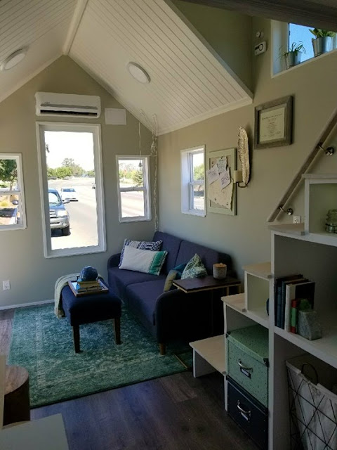 8 Staycation Worthy Tiny Homes For Sale: TINY HOUSE TOWN: Murrieta Tiny House (290 Sq Ft