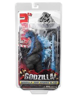Godzilla 2001 Atomic Blast Version - Neca