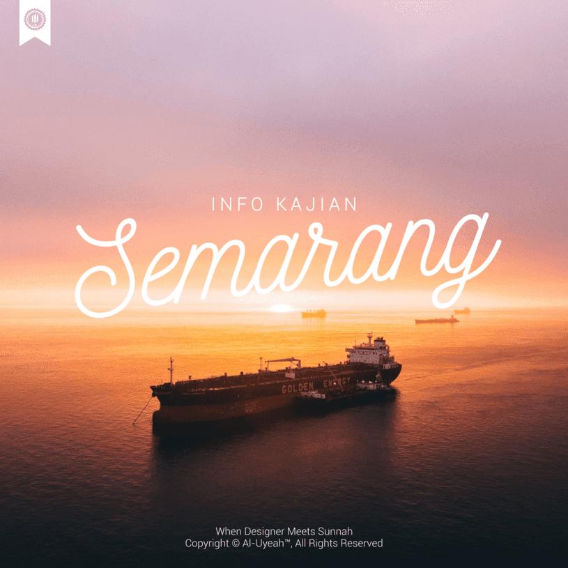 Info Kajian Semarang