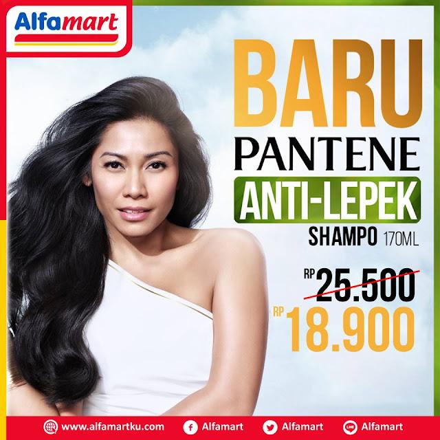 Baru! Pantene Anti Lepek Shampo 170ml hanya Rp 18.900