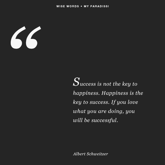Quotes For Success And Happiness: Quote Of The Day