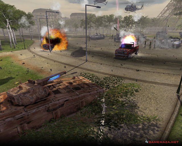 War on Terror Gameplay Screenshot 3
