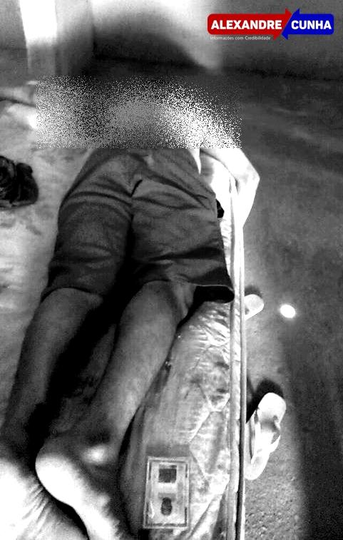 Cadáver de Homem é encontrado em casa abandonada na Vila Liberdade, em Chapadinha.
