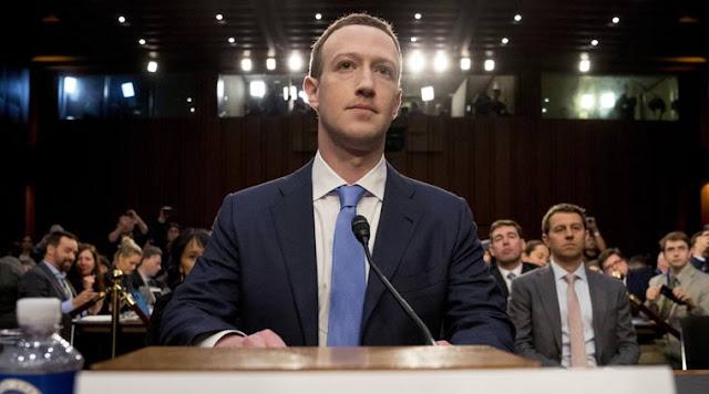 Depois de seis horas em frente ao Comitê de Energia e Comércio da Câmara, Zuckerberg finalmente terminou de testemunhar no Capitólio.