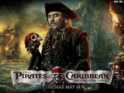 2011 Pirates of The Caribbean Standard Resolution HD Wallpaper 9