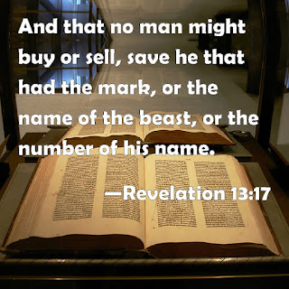 And that no man might buy or sell, save he that had the mark