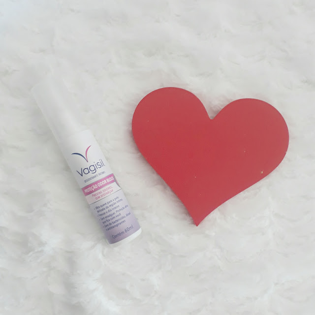 Desodorante íntimo Vagisil