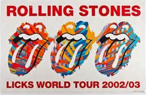 rolling stones lick world tour