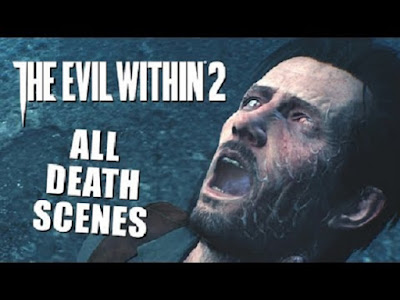 The Evil Within 2 All Death Animations