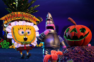 Nickelodeon Spongebob Squarepants Halloween Stop-Motion Special: The Legend of Boo-kini Bottom