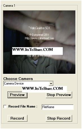 video grabber test