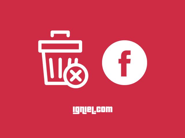 Cara Menonaktifkan (Deaktif) Facebook Sementara atau Permanen