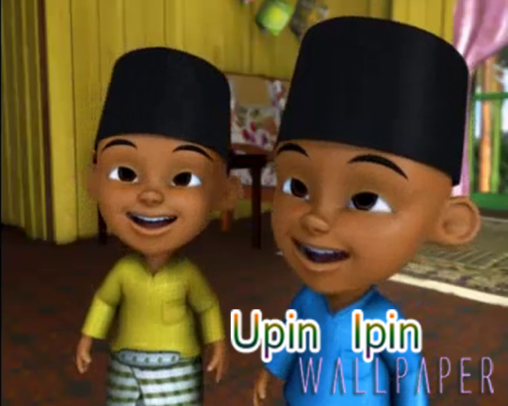 Gambar Upin Ipin Upin Ipin Wallpaper Hd
