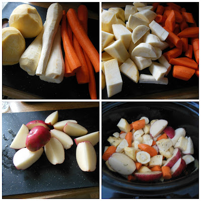 Roasted Root Vegetables, delicious, easy and so good for you.