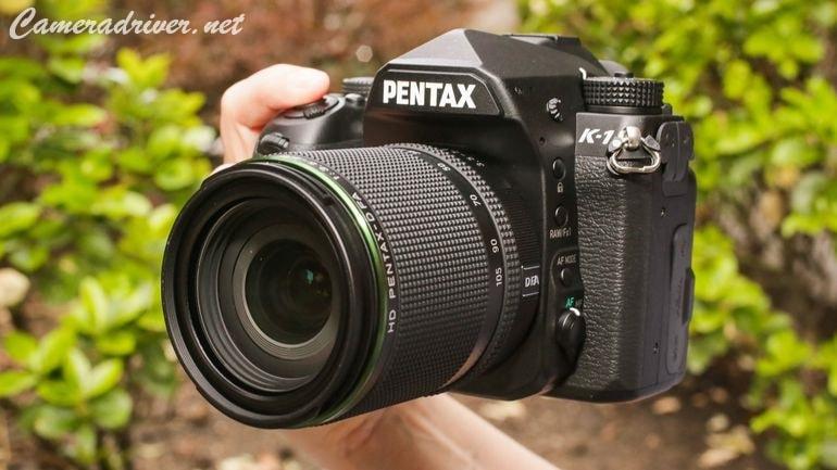 PENTAX K-1 Software Download