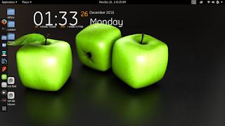 Cara Mengganti Tema dan Menambahkan Widget pada Kali Linux dengan Conky Manager