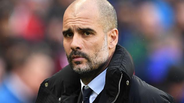 Pep Guardiola Menolak Kemungkinan City Menang Empat Kali Lipat
