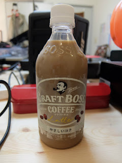 CRAFT BOSS COFFEEの写真です。